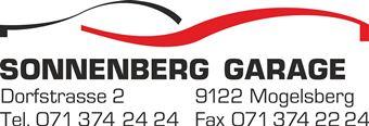 Sonnenberg Garage Mogelsberg AG